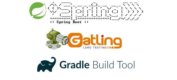 Spring-Gatling-Gradle